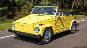 Conoce la historia del Volkswagen Safari