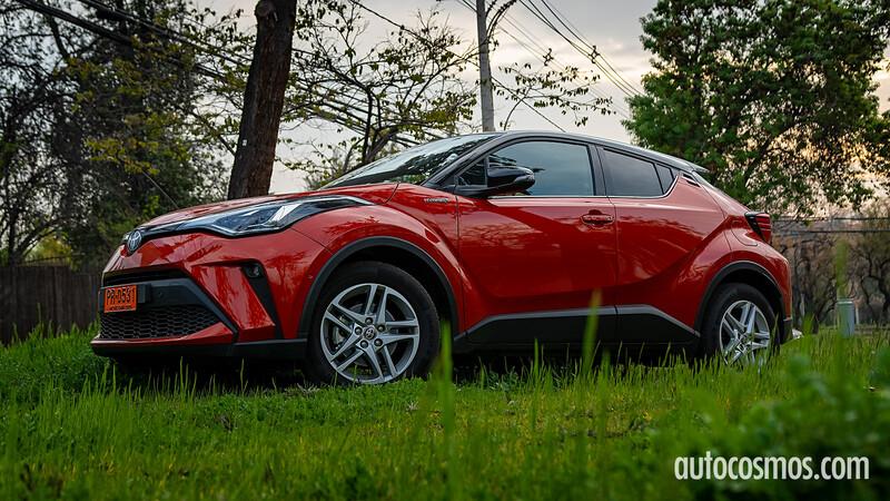 Probamos la Toyota C-HR 2021