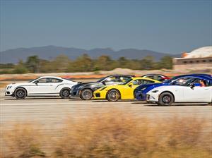 ¿Cuál es el auto deportivo más rápido de 2015?