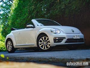 Probamos el Volkswagen Beetle Convertible 2017