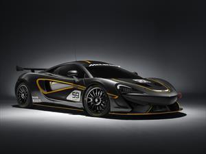 McLaren 570S GT4 se presenta