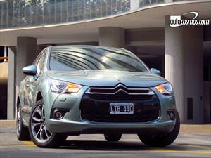 Citroën DS4 a prueba