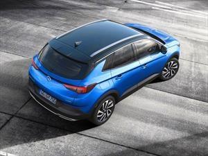 Opel Grandland X, la hermana alemana de la Peugeot 3008