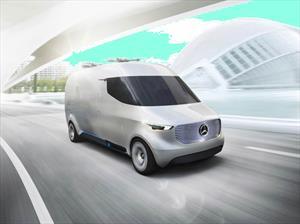 Mercedes-Benz Vision Van Concept, estrella eléctrica en París