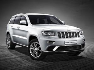Jeep Grand Cherokee para Europa