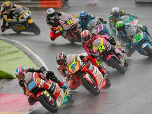 Dunlop lanza Alpha 13SP para motos de competición