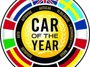 Los finalistas del Car of the Year 2019