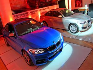 Nuevo BMW Serie 2 arriba a Chile: El Coupé deportivo compacto de la casa alemana