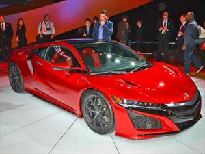 Nuevo Honda NSX: La leyenda continúa