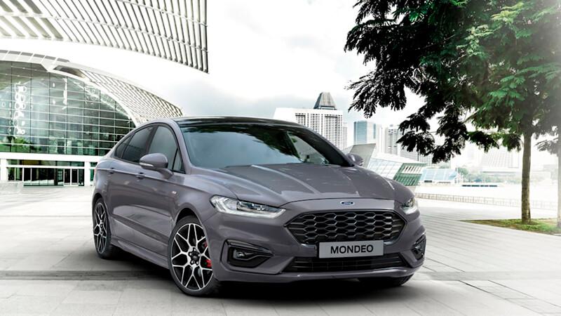 Ford Mondeo se despide de Europa