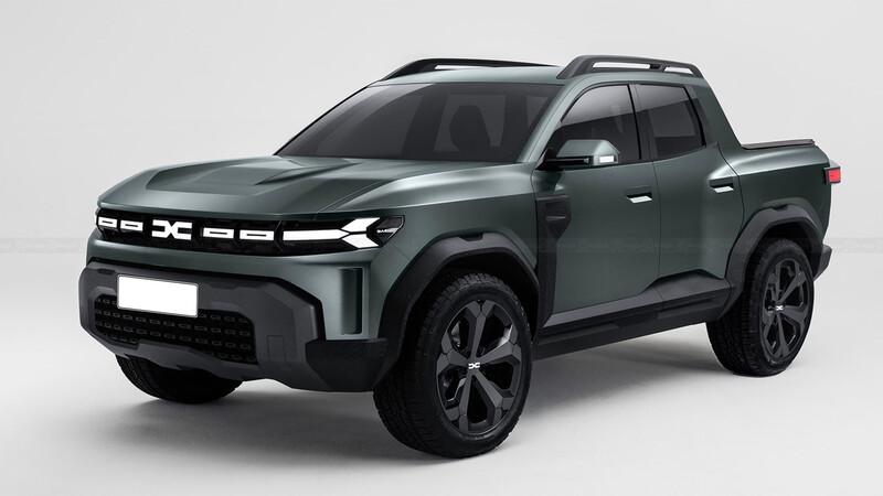 Bigster Oroch: Renault podría tener pick-up XXL