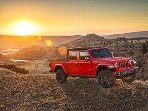 ¿Será?: Se filtran imágenes de la pick-up de Jeep