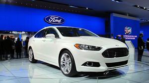 Ford Fusion 2013 debuta en el Salón de Detroit 2012