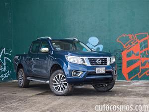 Nissan NP300 Frontier Diésel 2017 a prueba