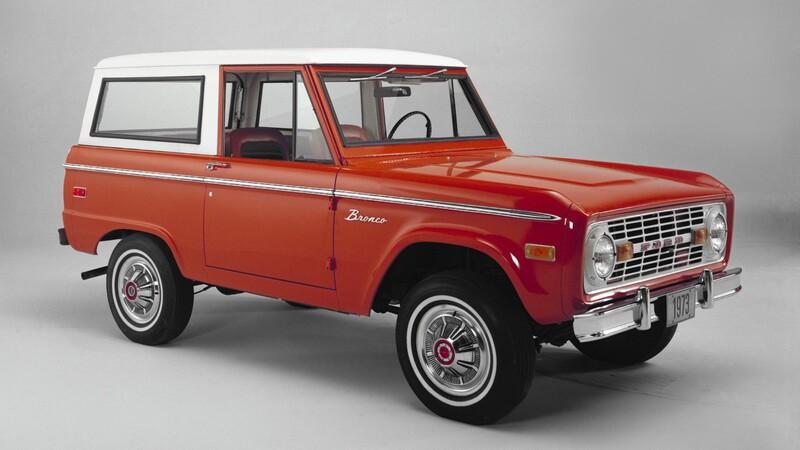 Ford Bronco, historia del 4x4 creado para competir con Jeep