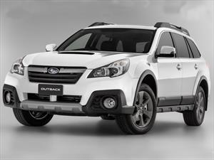 Subaru Legacy y Outback 2014 reciben Top Safety Pick+ del IIHS