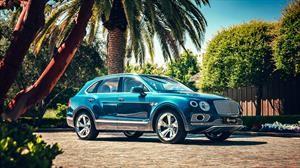 Bentley Bentayga también tendrá una variante híbrida enchufable