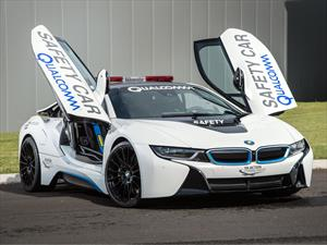 BMW i8 volverá a ser el Safety Car de la Fórmula E