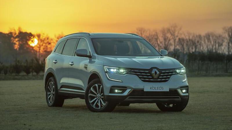 Renault Koleos 2020 se renueva en Argentina