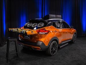 Nissan Kicks Sound Machine, una fiesta sobre ruedas