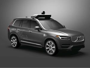 Volvo será el proveedor de vehículos autónomos de Uber