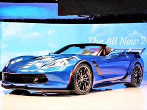 El nuevo Chevrolet Corvette Z06 estrena versión descapotable