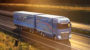 "DAF XF, ""Camión de Flota 2019"" en Inglaterra"
