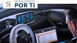 Peugeot abre sus talleres para vehículos prioritarios