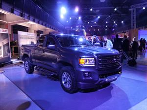 GMC Canyon 2014 se presenta