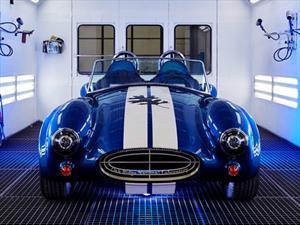 Impresionante: Desarrollan el primer Shelby Cobra impreso en 3D