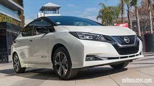 Nissan LEAF 2019 inicia finalmente su venta en Chile