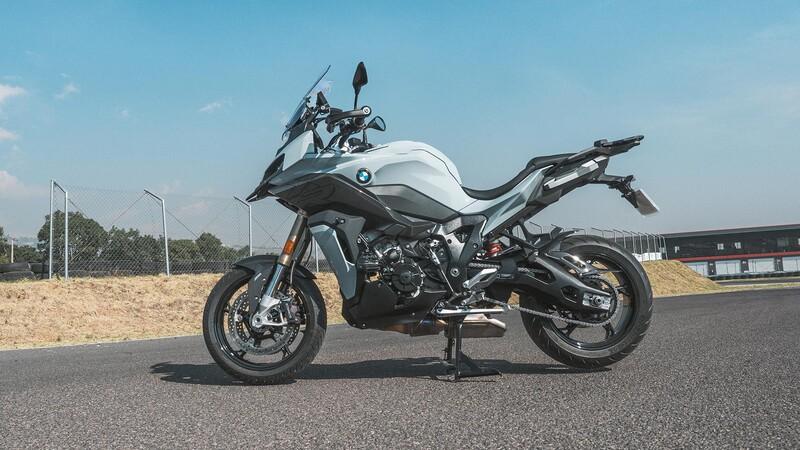 BMW S 1000 XR, 165 hp listos para llevarte de viaje