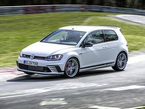 Volkswagen Golf GTI Clubsport S: Rompe récord en Nürburgring
