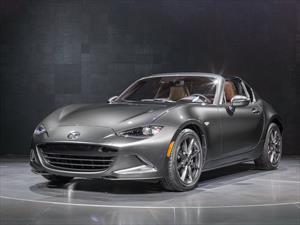 Sólo habrán mil Mazda MX-5 RF Launch Edition