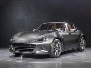 Mazda MX-5 RF Launch Edition, limitado a 1,000 unidades