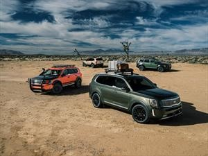 KIA Telluride 2020 es la nueva gran SUV surcoreana