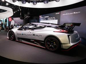 Nissan Leaf Nismo RC, la furia se alimenta de baterías