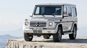 Mercedes-Benz Clase G 2013 debuta en el Salón de Beijing