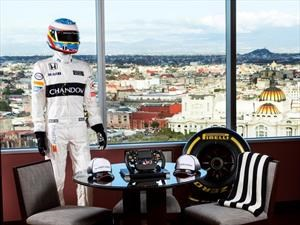 Así es la Suite F1 McLaren-Honda