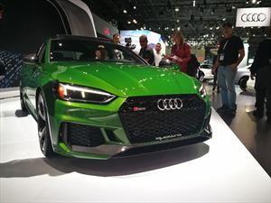 Audi RS5 Sportback, adrenalina para 5