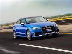 Audi RS3 Sedán 2018 a prueba