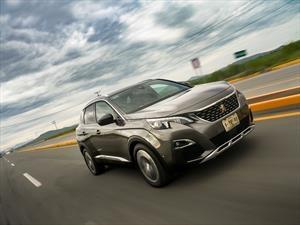 Manejamos el Peugeot 3008 2018