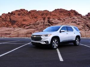 Chevrolet Traverse 2018, primer contacto en EU