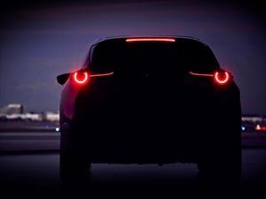 En Ginebra, Mazda prepara una nueva SUV
