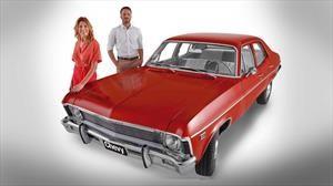 Agustín Canapino y Alina Moine remermoran los 50 años del Chevy en Argentina