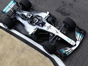 Mercedes-AMG W09 tiene todo para defender la corona de la F1