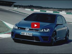 Video: Sebastien Ogier maneja el nuevo Volkswagen Golf R