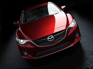 El Mazda6 2014 se presenta en el Salón del Automóvil de Moscú