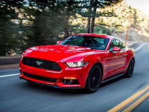 El Ford Mustang fue el deportivo más vendido del mundo en el primer semestre de 2015