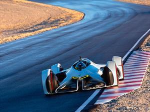 Chevrolet Chaparral 2X Vision Gran Turismo Concept, el futuro llega rápido